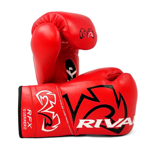 Rival RFX-Guerrero HDE-F Pro Fight Gloves - Red