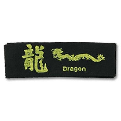 Black Dragon Headband 14