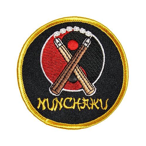 Nunchaku/Yin Yang Patch