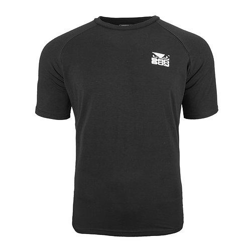 "Bad Boy MMA Black ""Icon"" Short Sleeve T Shirt"