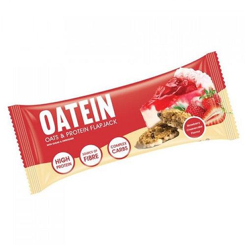 Oatein Flapjack ( Protein Bar ) - Strawberry CheeseCake
