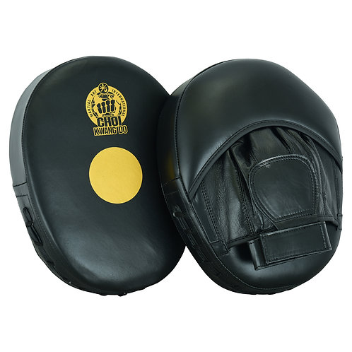 Choi Kwang Do Leather Focus Mitts