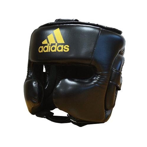 Adidas Speed Boxing Head Guard - Black