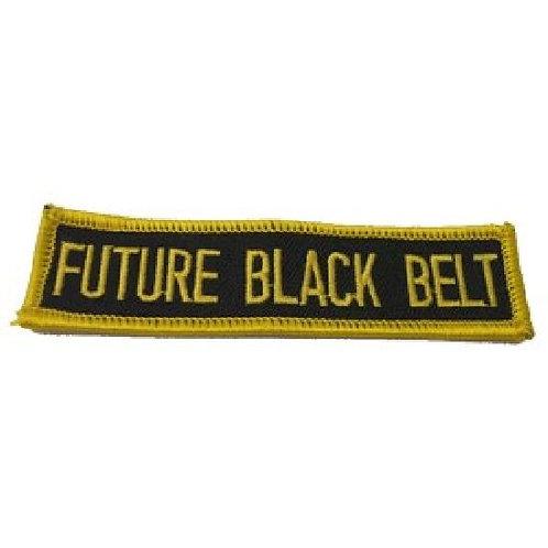 Merit Patch: Forms: Future Black Belt  P118