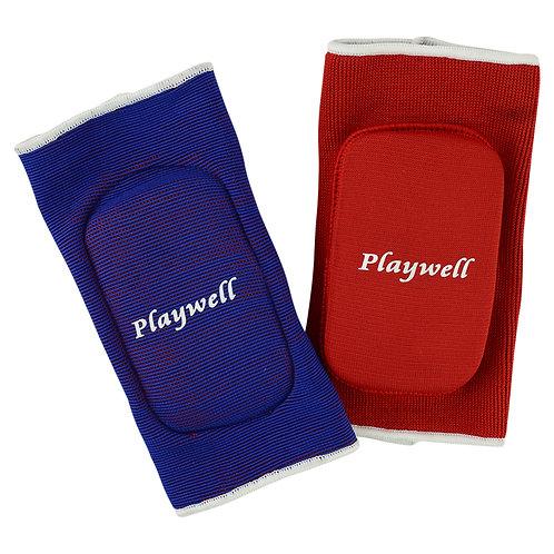 Elasticated Elbow Reversible Pads