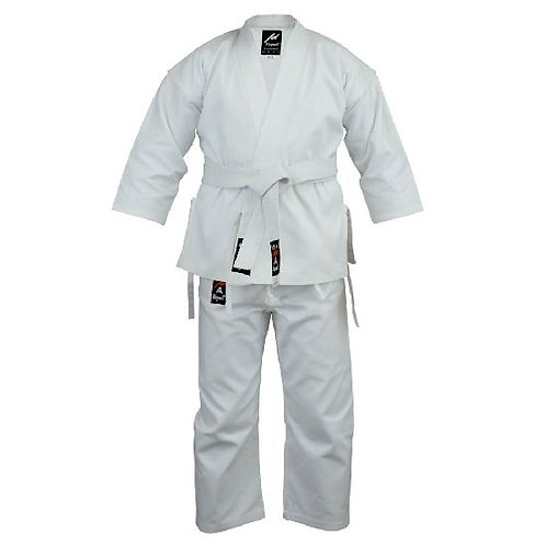 Custom Sized Martial Arts Uniforms  - Made to Measure