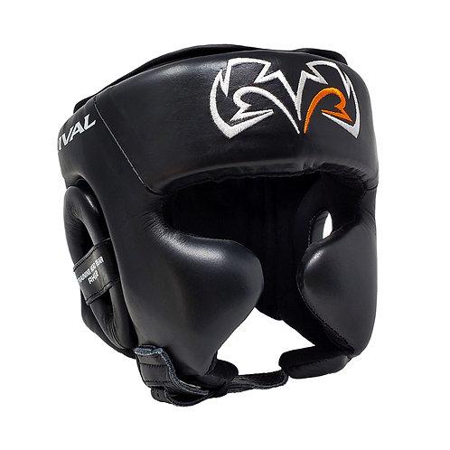 Rival Boxing RHG2 Hybrid Headgear - Black