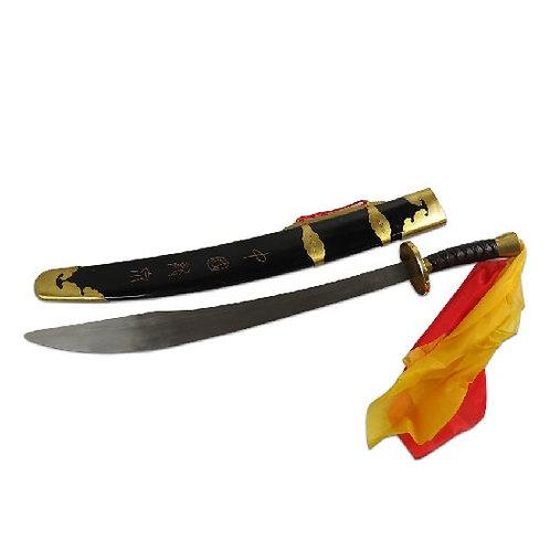 Long Quan Kung Fu Dao Double Broadsword