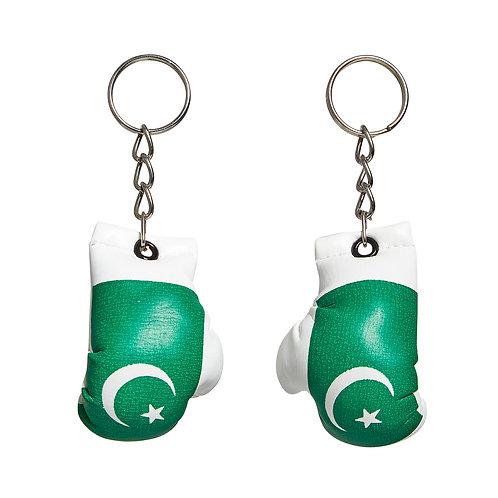 Country Flag Keyrings - Pakistan