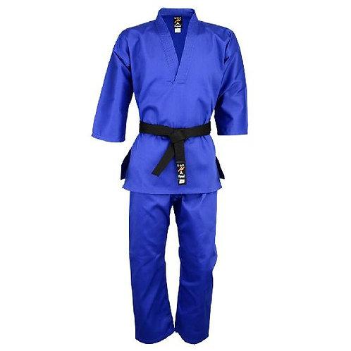 FreeStyle V-Neck Pull Over All Blue Uniform : Children