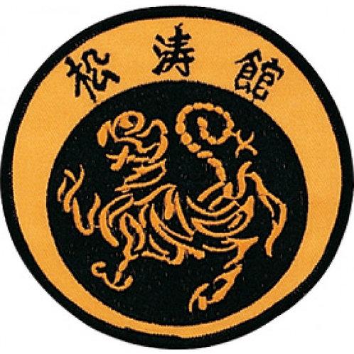 Shotokan Tiger Patch 22