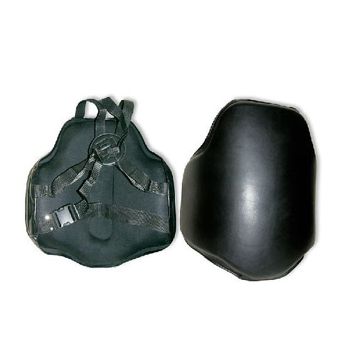 Pro MMA Coaching Body Shield Leather