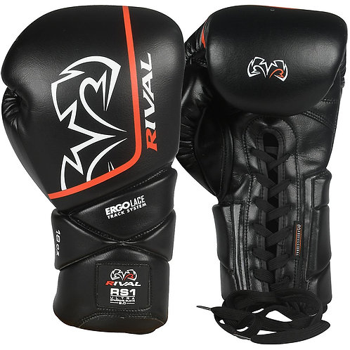 Rival Boxing RS1 2.0 Ultra Sparring Gloves - Black