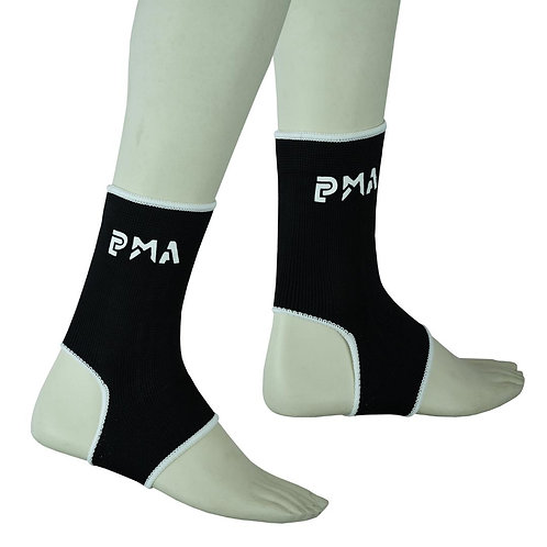 PMA Muay Thai  Black Ankle Supports