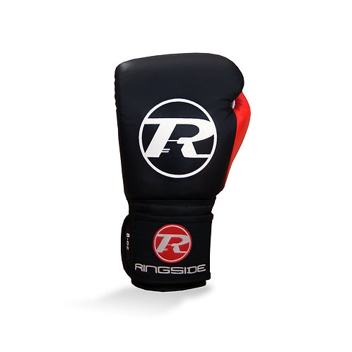 Ringside Boxing Junior Leather Training Gloves - 8oz