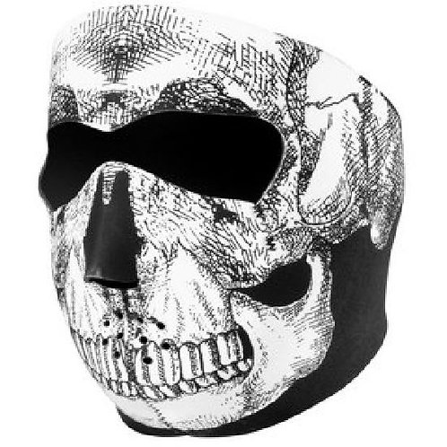 Ninja Full Face Skull Mask Balaclava