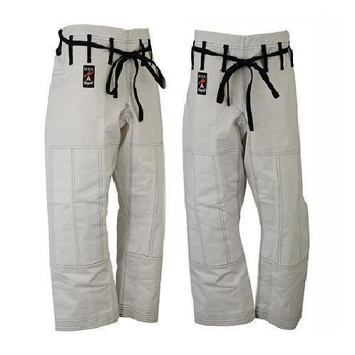 Elite Jiu Jitsu Trousers - White