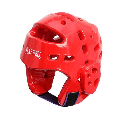Dipped Foam Headguard ( Single Layer ) - Red