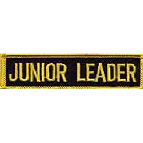 Merit Patch: Student: Junior Leader P101