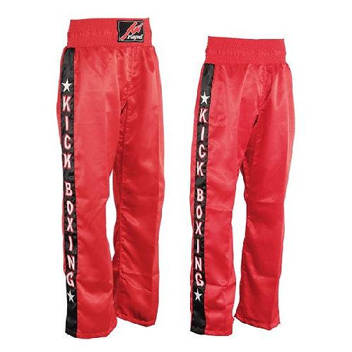 Custom Made Martial Arts Club Kickboxing Trousers