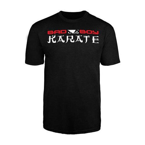 Bad Boy Kids Martial Arts Karate T Shirt