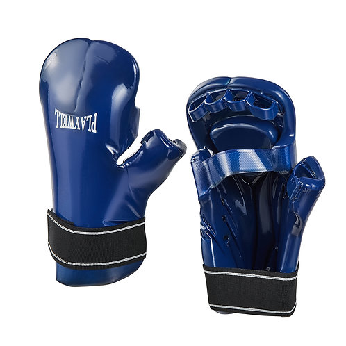 Dipped foam Sparring Gloves - Royal Blue