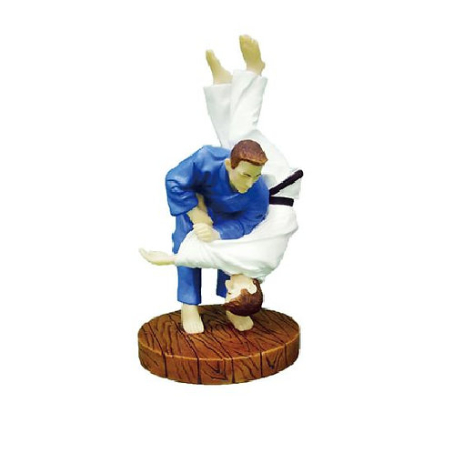 Judo Figure : H981