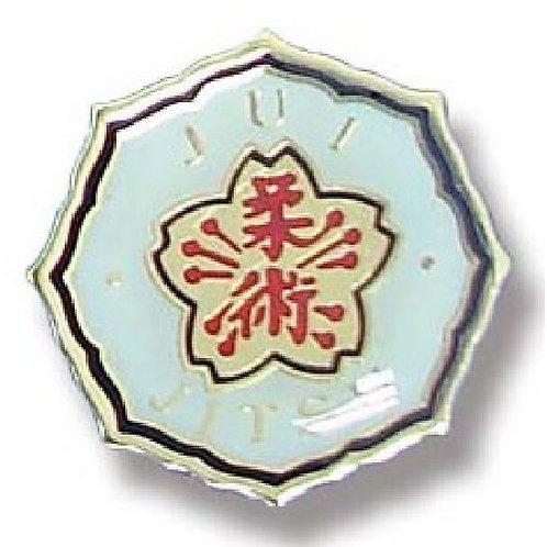 Ju-Jitsu Lapel Badge 10