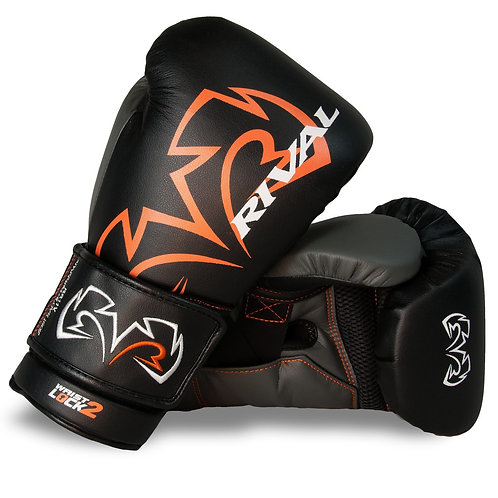 Rival Boxing RS11 Evolution Sparring Gloves - Black