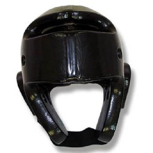 Dipped Foam Headguard ( Single Layer ) - Black