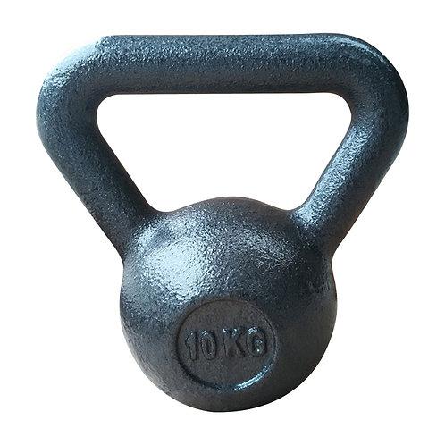 Heavy Iron Cast KettelBell   - 10kg