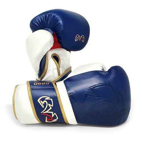 Rival Boxing RS80V Impulse Sparring Gloves - Navy