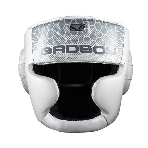 Bad Boy MMA Legacy 2:0 Full Face Head Guard  - White