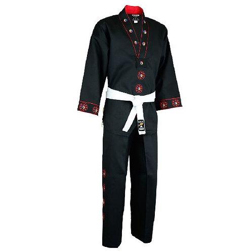 Super Master V - Neck Uniform - Dobby Material