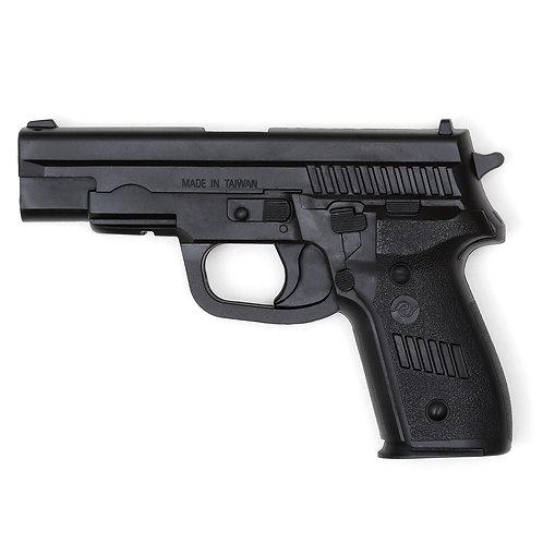Realistic TP Rubber  Training Hand Gun - M006