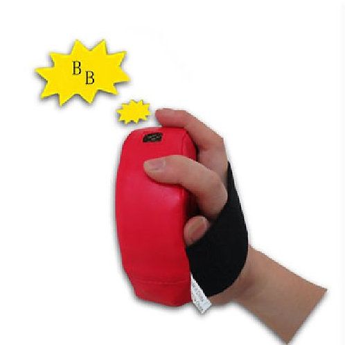 Childrens Small Round Red Focus Pads W/ Sound