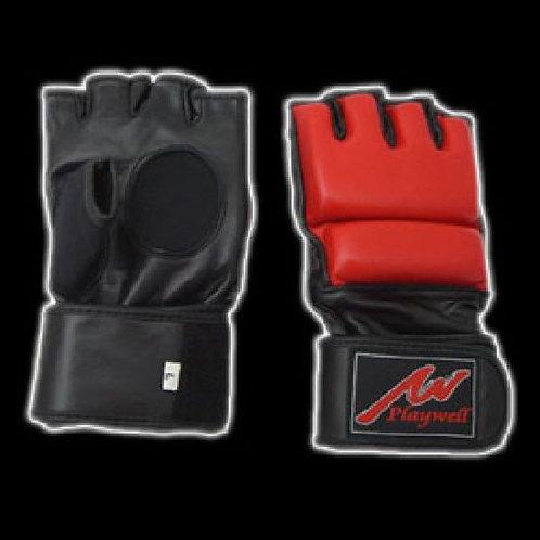 Pro MMA Genuine Leather Combat Gloves