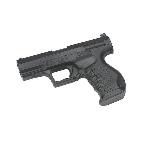 Realistic TP Rubber Training Hand Gun - M009