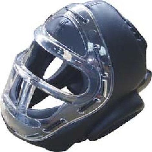 Headguard with Optical Acrylic Face Mask: New