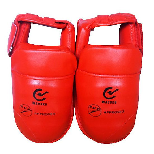 EKF Approved Karate Instep Only  Guards