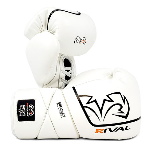 Rival Boxing RS1 2.0 Ultra Sparring Gloves - White