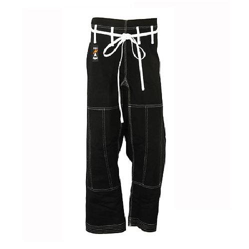 Elite Jiu Jitsu Trousers - Black