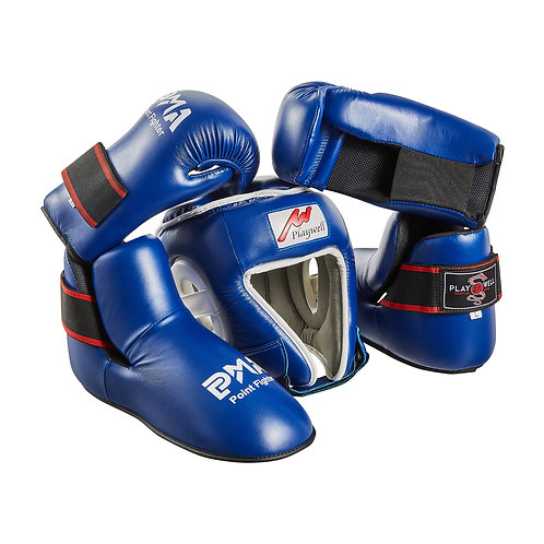 Blue Ultimate Semi Contact Sparring Set