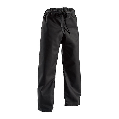 Karate Heavy Weight Canvas Trousers Black