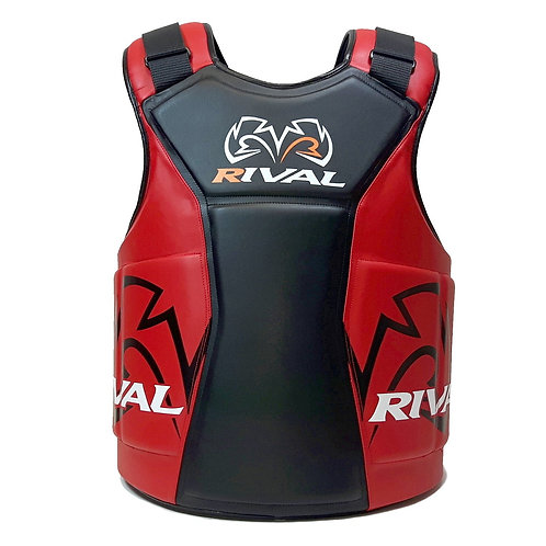 Rival RBP-One Body Protector The Shield - Red
