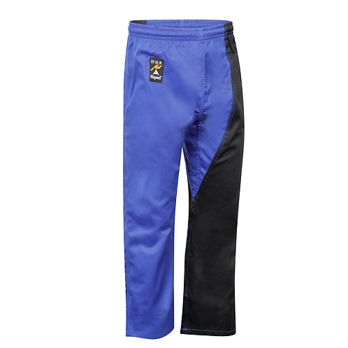 Splice Full Contact Trousers - Blue/Black - Trousers Only