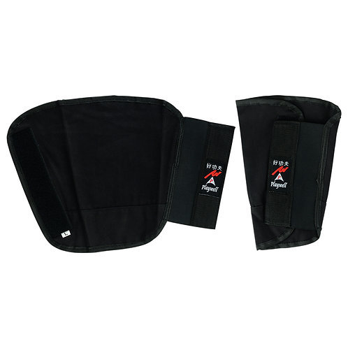 Ninja / Ninjutsu Leg Wraps - Black
