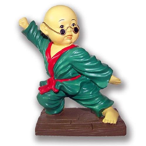 Figure: Shaolin Green Uniform Monk - NS5