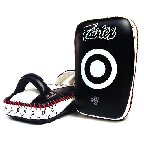Fairtex KPLC1 Small Curved Thai Kick Pads