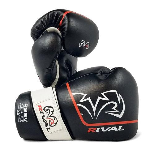 Rival Boxing RS2V Super Sparring Gloves 2.0 - Black